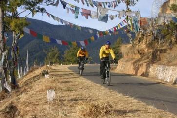 Bhutan Mountain Biking Tour