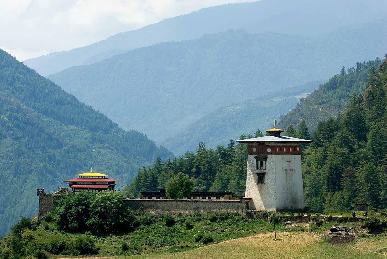 Dobrji-Dzong