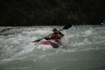 Bhutan Glacial White River Rafting