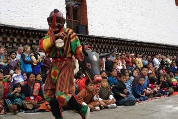 Thimphu Tshechu Cultural Tour